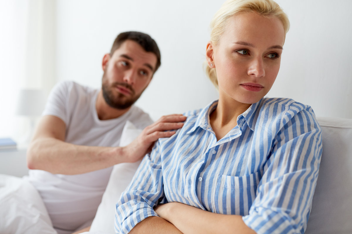 How To Deal With a Passive-Aggressive Partner