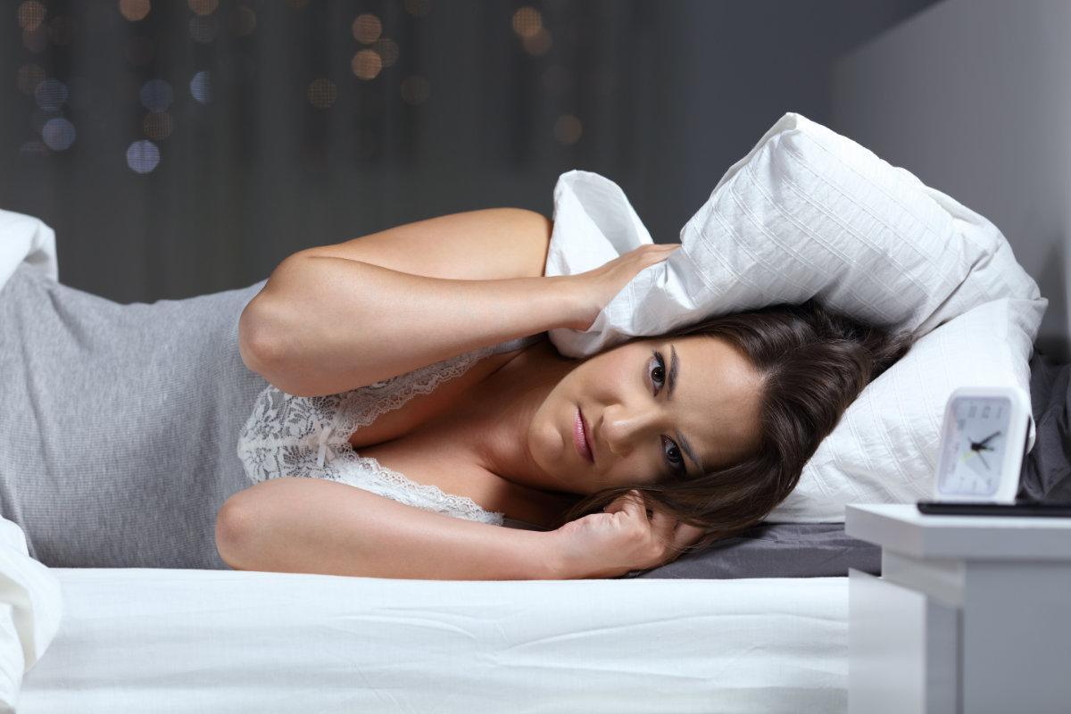 Poor Sleep contributes to Anger