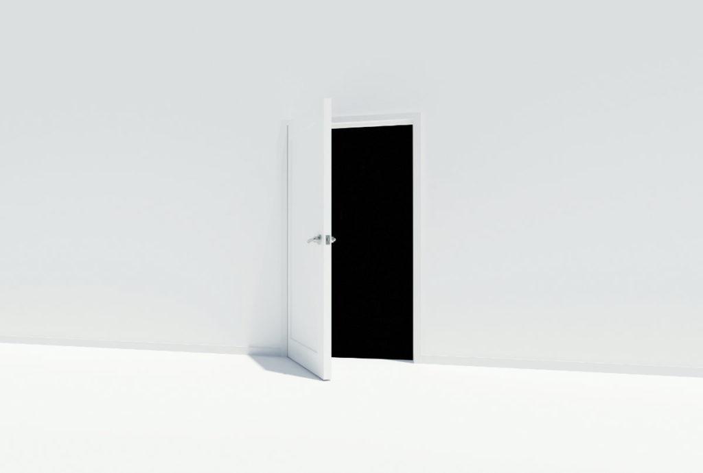 An open door of opportunity