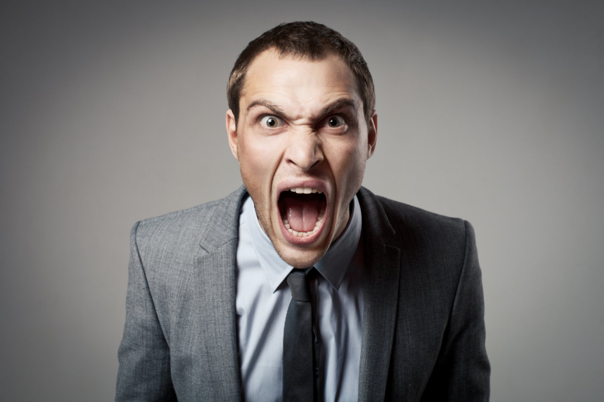 Five skills to deal with workplace anger